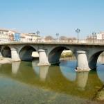Le Pont vieux d'Alès