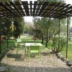 la terrasse de Korrigan